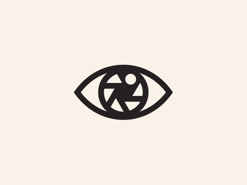 Capture 01 lens eye capture logo photography