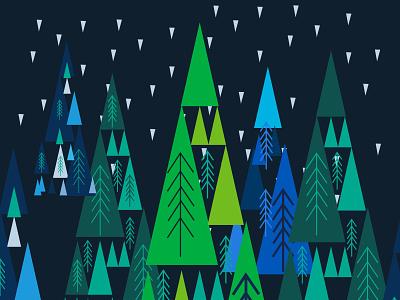 chrismats forest