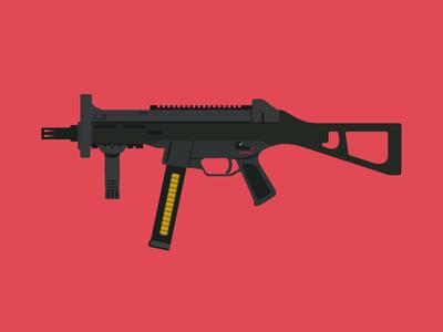 UMP flat design