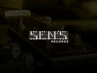 SEN'S RECORDS lo design