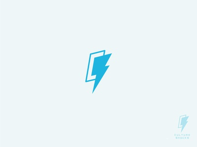 CULTURE SHOCKS logo design