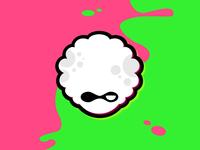 """my logo """"MontBlanc."""" Splatoon limited.ver"""