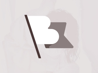 BE Logo visual logo graphic fashion event design