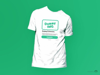DUMMY IMG T-SHIRT design tshirt graphic