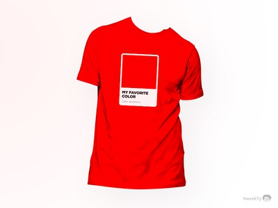 COLOR PICKER  T-SHIRT color grphic tshirt
