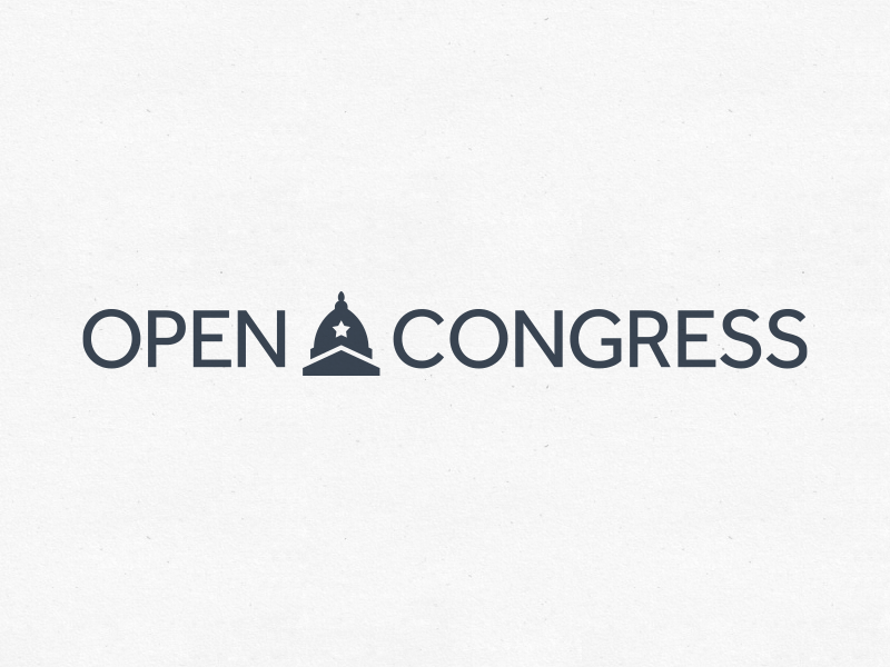Opencongress logo