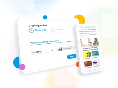 Poltio — Landing Page & Identity minimal web icon vector illustration branding ui web design design responsive