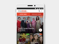 Ipoh Echo - Local newspaper app