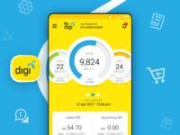 Digi App Re Design