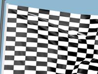 Checkered Flag Render