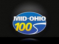 Mid-Ohio 100 Race Logo for iRacing.com