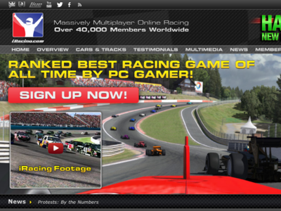 Iracing designs, themes, templates and downloadable graphic