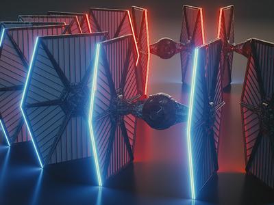 Tie LED