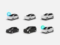 3d fleet fleet blender 3d ridesharing