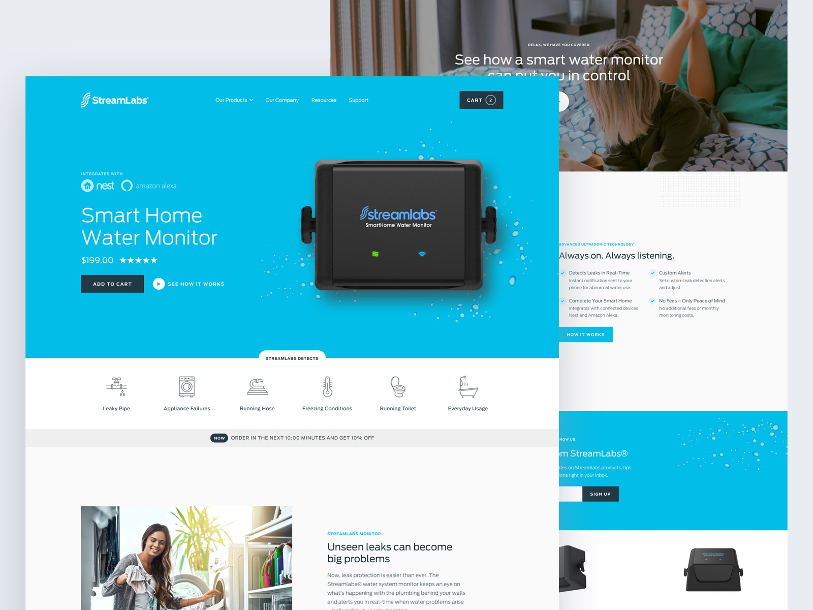 Alan Spears Streamlabs III by Alan Spears on Dribbble