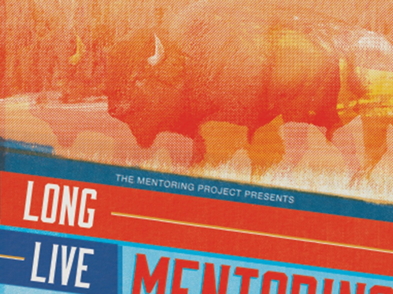 The Mentoring Project Poster poster