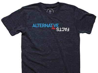 alt facts tee resist cottonbureau t-shirt tee craftedbyclover