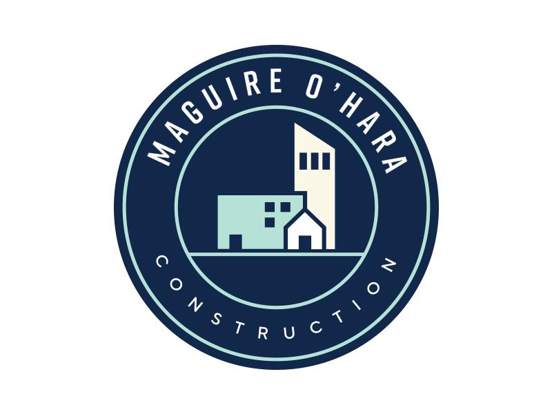 Maguire O'Hara badge branding logo