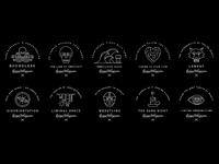 Semper Introspiciens - icons