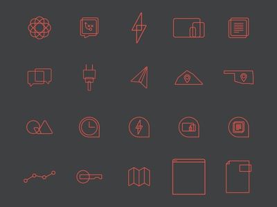 Clover Partners Icon Pack
