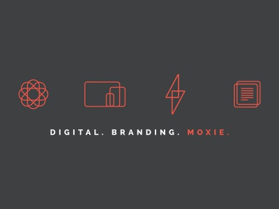 Clover Partners Specialization Icons branding icons