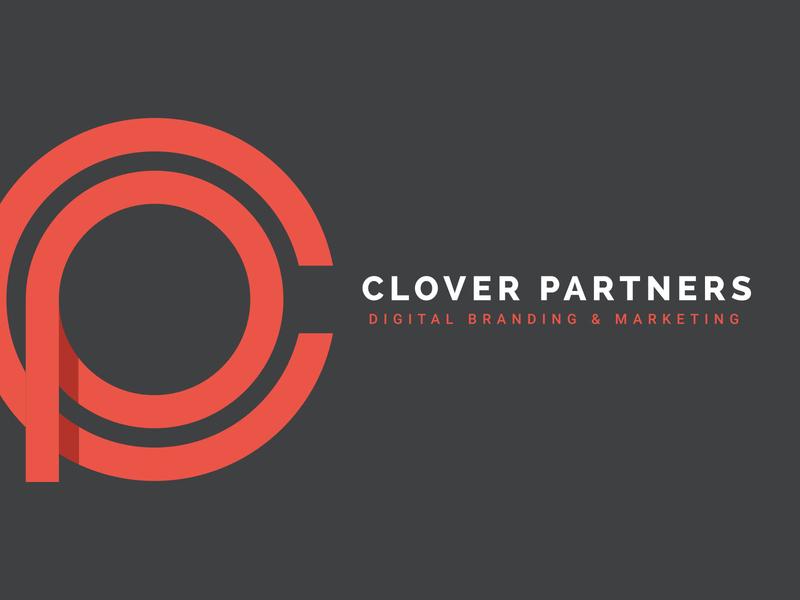 Clover Partners Branding logo branding