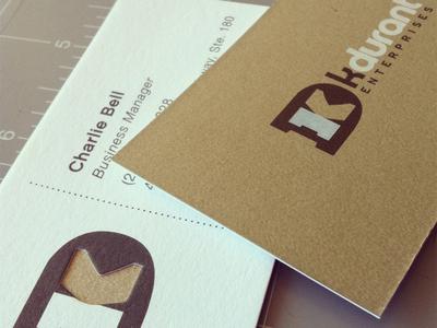 Kevin Durant Enterprises Cards