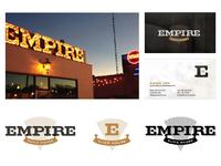 Empire dribbble