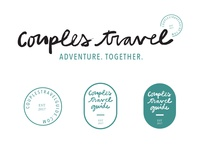Logo concept for family/kid friendly travel blog