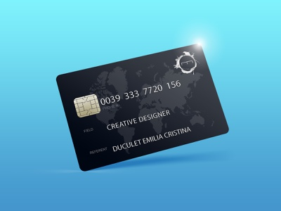 My Visit card design brand identity visit card