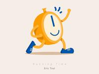 An Jogging App Mascot