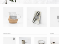 Homepage Tiles
