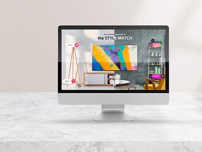 The Style Match web uae ux jordan development design