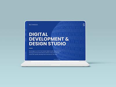 Rectangles developement websites uae ksa design web jordan development