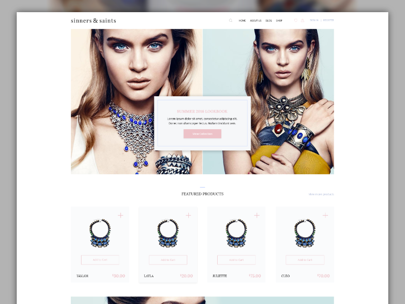 Pantone Colors 2016 jewelry fashion made with invision