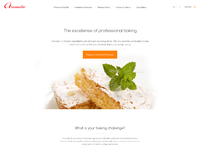 Aromatic homepage v5