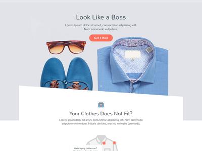 Tailor Website