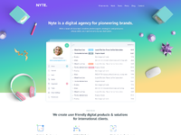 Nyte homepage 2x