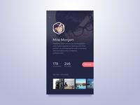User Profile / Photographer
