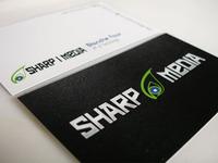Sharp I Media - Business Card
