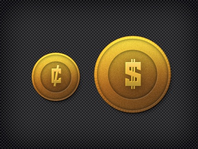 Gold Coin Icons gold coin icon icons design