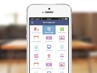 Local search mobile app
