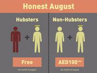 Honest August