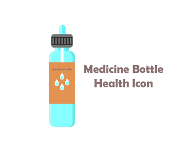 medicine Bottle Health Icon medicine bottle icon medicine bottle health icon health icon