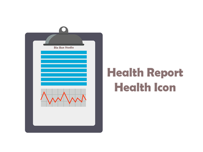 health report Health Icon health report health icon health icon