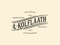 Kolflaath Manufactur