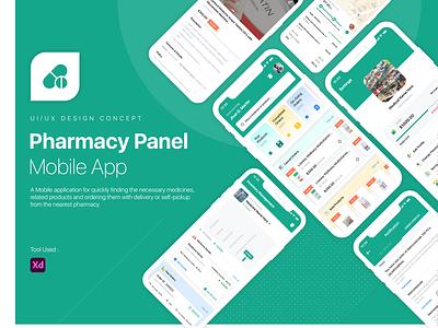 Best Pharmacy App UI/UX Design app development designer designers ui designer ux design uidesign app design design app design ux ui