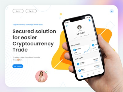 Cryptocurrency Exchange & Trading mobile app design app ui design trends uiux ux daily ui daily ui trends trading cryptocurrency dribbble ui design graphic design illustration ux design app design design app designer design ux ui