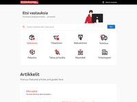 Verkkokauppa.com Customer Portal   Zendesk