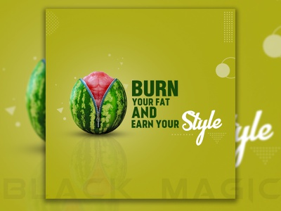 FAT AD branding design